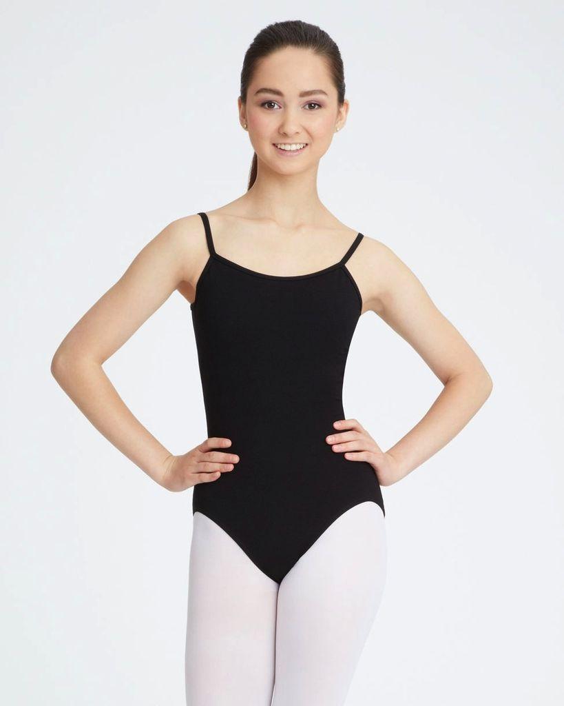Capezio Capezio (CC100-XL) Camisole w/Adjustable Straps Leo/Bodysuit