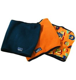 Sportees Sportees 2 Way Stretch 200 Weight Fleece Neck Gaiter- DUAL- One Size