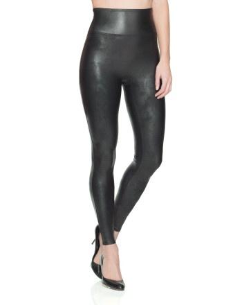 Spanx Spanx-2437-Faux Leather Leggings