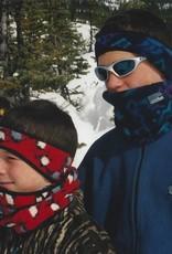 Sportees Sportees 2 Way Stretch 200 Weight Fleece Headband- One/size