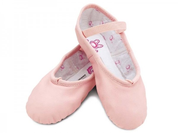 Bloch S0225G-Bunny-Hop-Ballet-Shoes