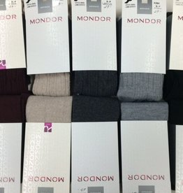 Mondor Mondor 05384 Merino Wool Tights Cable Knit