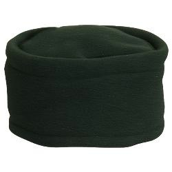 Sportees Sportees Flat Top Pill Box Hat- 200 Weight Fleece