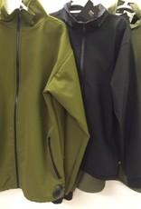 Sportees Sportees Athletic 2 Way Stretch WindBloc Fleece Logan Straight Cut Jacket