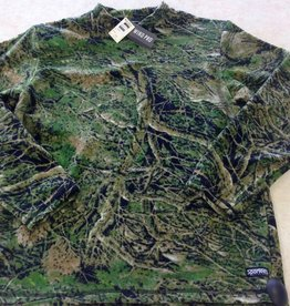 Sportees Sportees-Camo-Top - Windproof- Chamois- Fabric