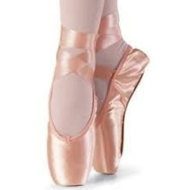 Capezio Capezio-102-Glisse-Pointe-Shoes Pink