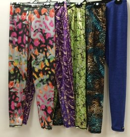 Sportees Sportees-Tights-Printed