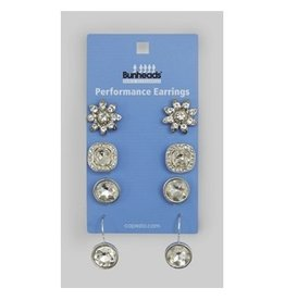 Capezio Capezio-BH4500-Performance Earrings