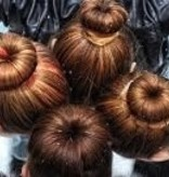 Capezio Builds perfectly neat buns!