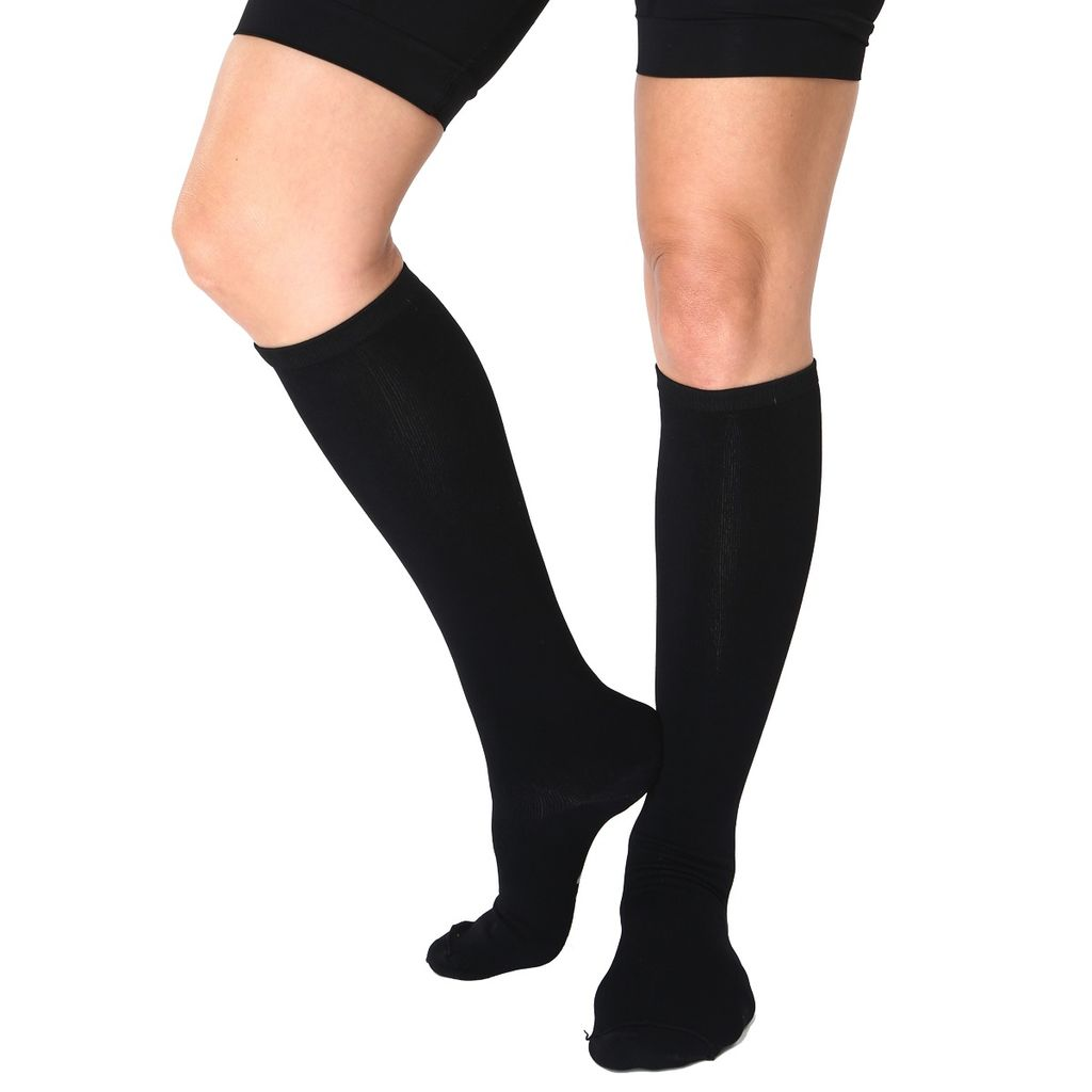 Firma Energywear Firma Energywear- Circulation-Socks Long-20-25mmHG.Head Office Inquiries: Please Call FIRMA Energywear @ 604-576-0642