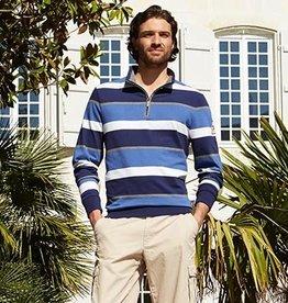 Saint James Sweatshirt • 100% Cotton • Size S to 3XL