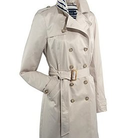Saint James Saint James 7142-St-Honorine-Trench-Coat