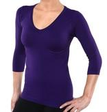 Firma Energywear Firma-Ladies-V-Neck-3/4-Sleeve