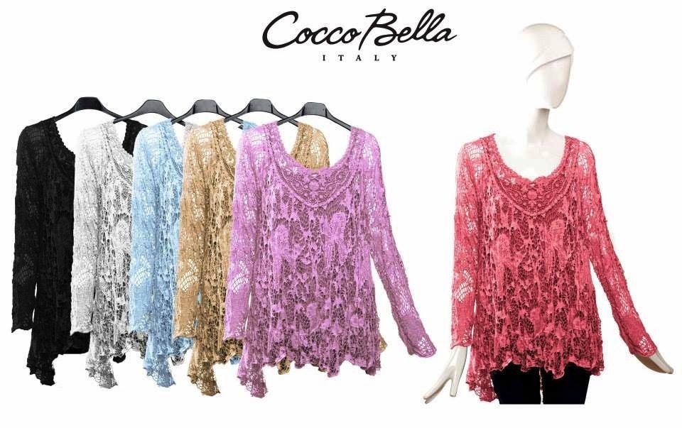 Bella by Cassie Bella-by-Cassie-Lace-Top