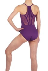 Bloch Bloch-L7707-Lace-And-Ribbon-Racerback-Cami-Leo