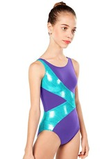 So Danca So Danca L869-Child-Bodysuit-Diagonal-Design