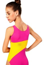 So Danca So Danca L865-Tank-Leotard-Diagonal-Pattern