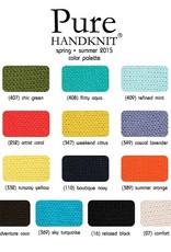 Pure Handknit Pure Handknit 4445-Gypsy-Button-Wrap