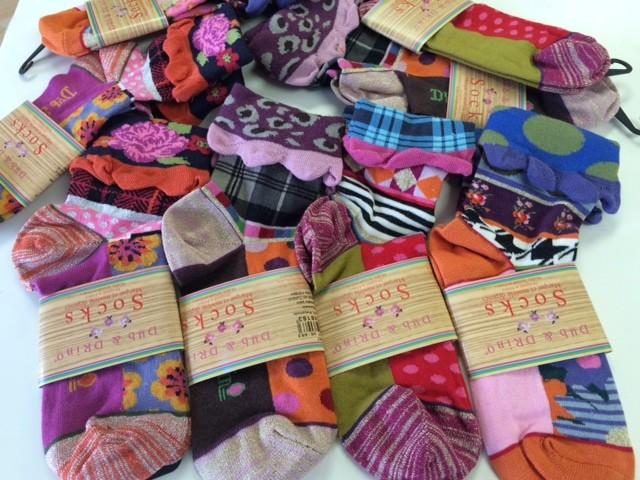 Dub&Drino Dub & Drino Assorted-Ankle-Sock-Winter-2015
