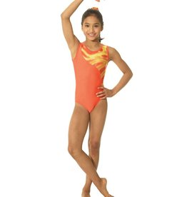 Mondor Mondor 17827-Gymnastics-Bodysuit