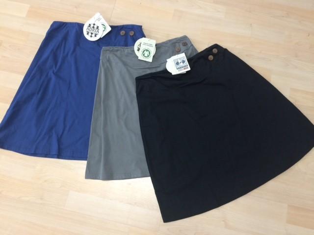 Adria Mode Adria Mode Baldi-A-Line-Skirt