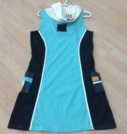 Adria Mode Adria Mode Bettie-Sleeveless-Dress