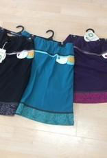 Adria Mode Adria Mode Cebola-Organic-Cotton-Skirt