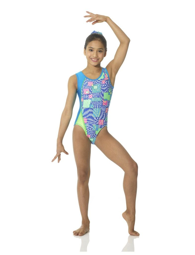 Mondor Mondor 17806 Gymnastics Bodysuit