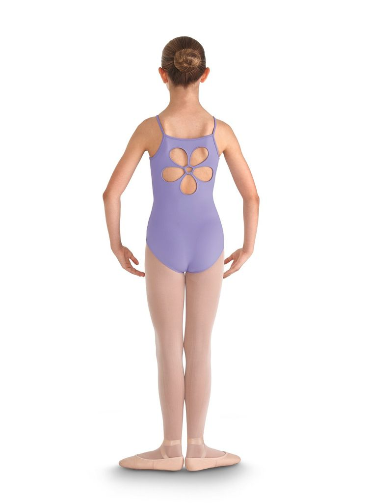 Bloch Mirella M398C Flower Back Leotard