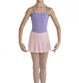 Bloch CR9331-Bloch Pintuck Pleated Skirt