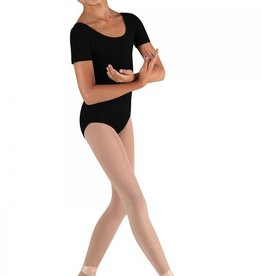 Bloch CL5402 Short Sleeved Bodysuit/Leotard