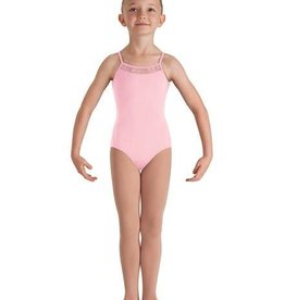 Bloch Bloch CL7660 Sequin Tulle Yoke Cami Leotard