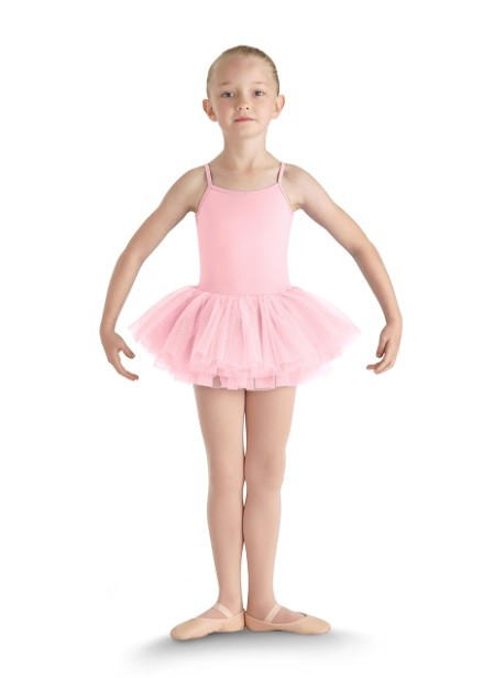 Bloch Bloch CL8180 Sequin Tulle Back Tutu Leotard