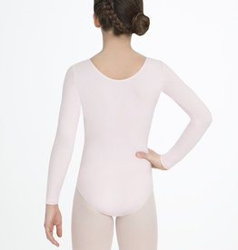 Capezio Capezio-CC450C-Long Sleeved Bodysuit