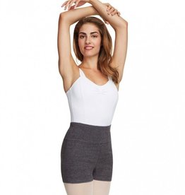 Capezio Capezio CK1028W High Waisted Knitted  Shorts