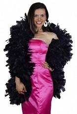 """Turkey Feather Boas with Solid Colors are 2 yards (6 ft) long, and approx 10-14"""" in diameter. The boas weight approximately 275 grams. These luxurious looking boas are made from quality Turkey feathers with wide tips. Turkey boas can be cut with wire cutt"""
