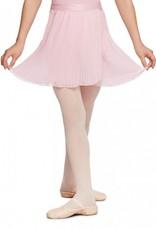 Capezio Capezio 10741C Child Pleated Wrap Skirt