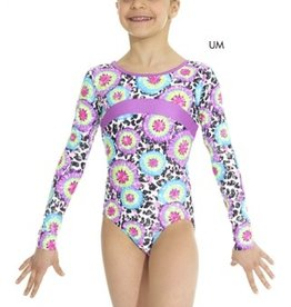Mondor Mondor 17848 Long Sleeve Gymnastics Suit