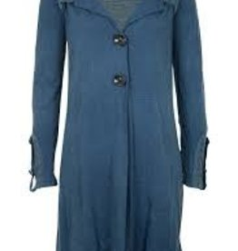Vigorella Vigorella VW307 Bows Trench Coat