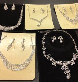 CA Sparkle Necklace Set
