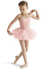 Bloch Bloch Mirella M404C Sequin Mock Wrap Tutu Leotard