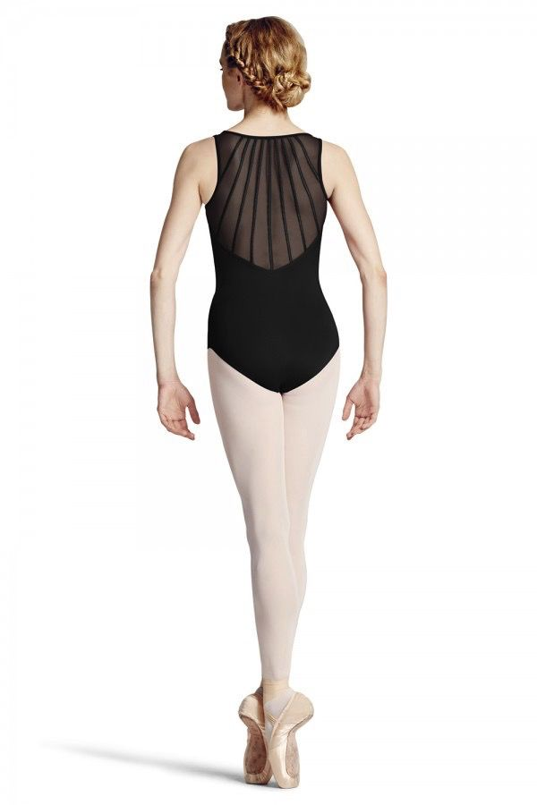 Bloch Bloch TWL8805 Powermesh Tank Leotard