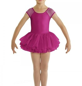 Bloch Bloch CL8132 Starburst Cap Sleeve Tutu Leotard