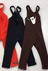 Sportees Sportees Children-4 Way Stretch Fleece Fitted Tights w/ Bib