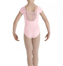Bloch Bloch  CL7902 Sequin Tulle Cap Sleeve Leotard