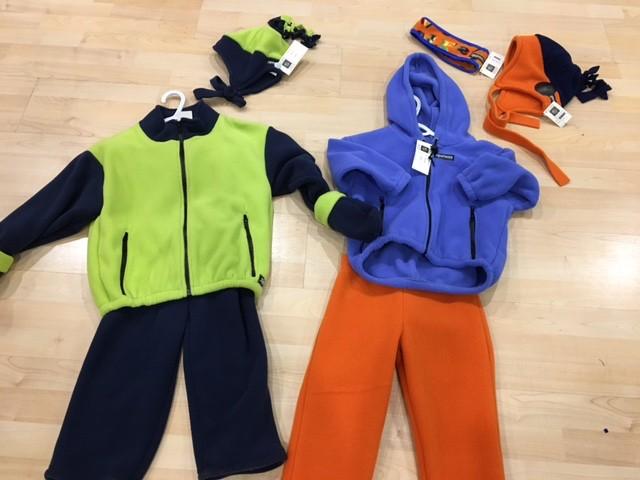 Sportees Sportees Children- 200 Weight Fleece Bulky Jacket