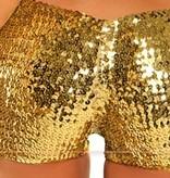 Daisy Corsets Sequin-Booty-Shorts