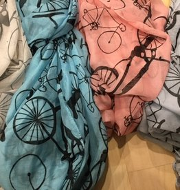 Cycling Infinity Scarves