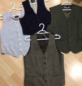 Men's Pre-Loved Vests Assorted Sizes