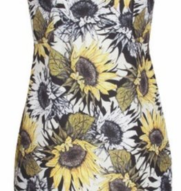 Smashed Lemon Smashed Lemon S17407 Sunflower Dress